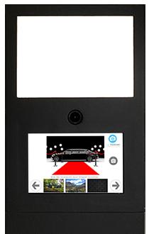 BGL Fotobox Pro Frontalansicht Mobile